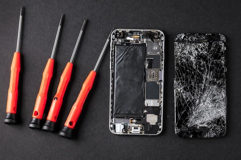 iphone display kaputt trotzdem benutzen