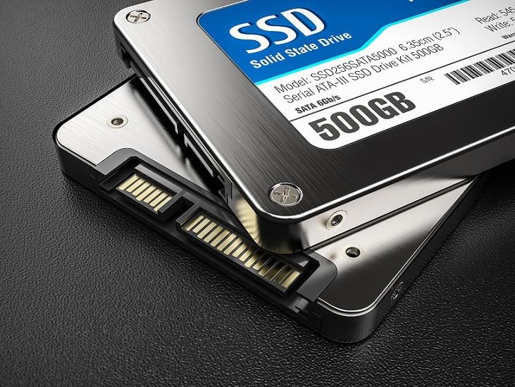 Solid State Disk Datenrettung