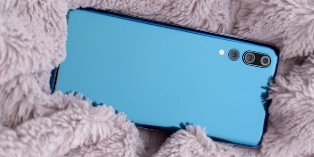 Huawei P40 Pro Kamera bleibt schwarz