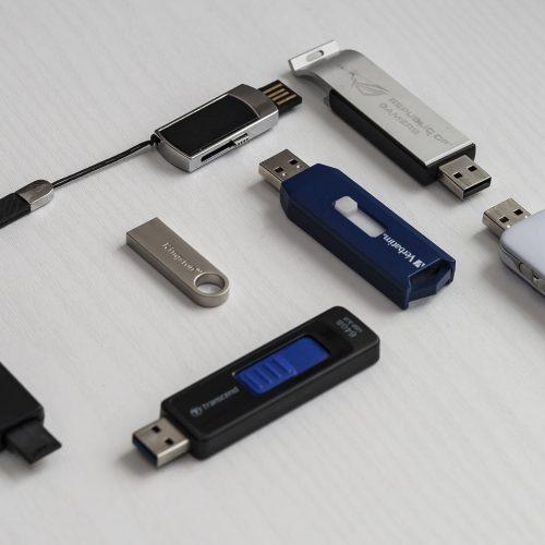 Hersteller von USB-Sticks im Überblick